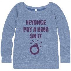 Bride Squad - Feyoncee sweatshirt