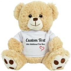 Custom Cute Valentine Gift