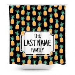 Pineapple Custom Family Home Decor
