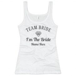 Custom Team Bride Design