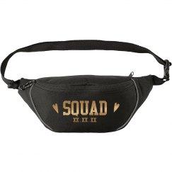 Custom Squad Fanny Pack
