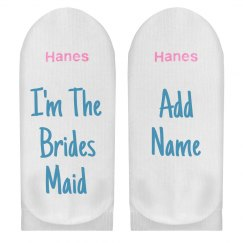 Custom Name Bridesmaid