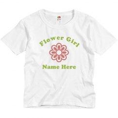 Flower Girl Tee