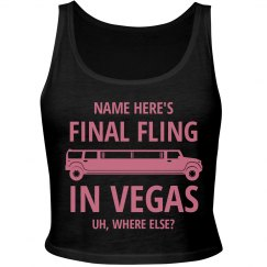 Final Fling Vegas Bachelorette