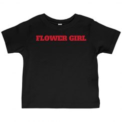 Flower Girl Toddler