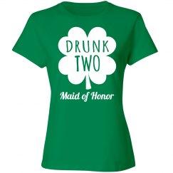 Drunk St Patricks Group MOH