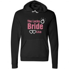 The Lucky Bride Hoodie