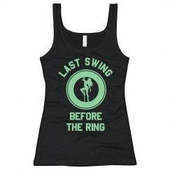 Last Swing Before Ring