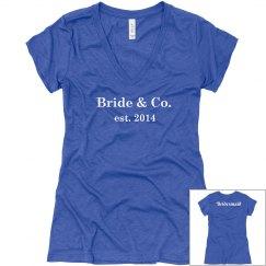 Bride & Co. Bridesmaid