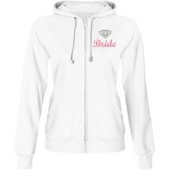 Bride Diamond Hoodie