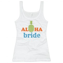 Aloha Bride Tank