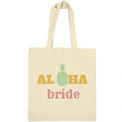 Aloha Bride Tote