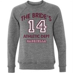 Bride's Athletic Dept