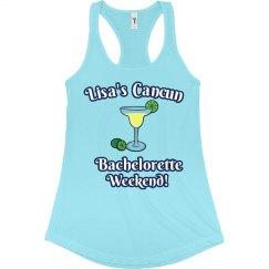 Bachelorette Weekend Tank