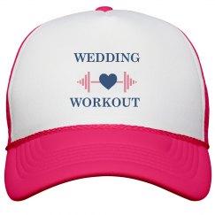 Wedding Workout Trucker Hat