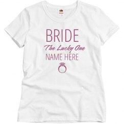 The Lucky Bride