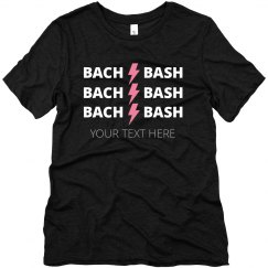 Bach Bash Bridesmaid Tee
