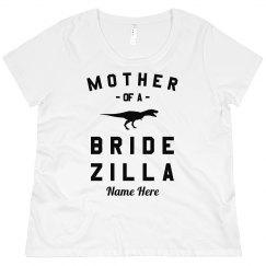 Funny Mother Of A Bridezilla