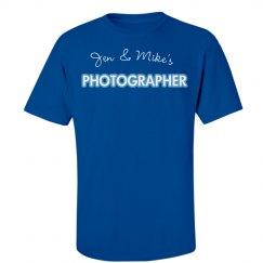 Wedding Photographer Tee