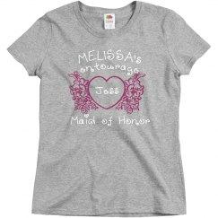 Melissa's Entourage