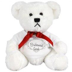 Bridesmaid Bear
