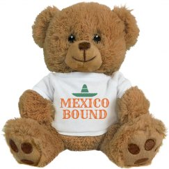 Mexico Bound Bear
