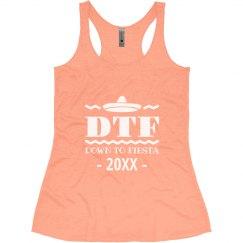 Custom Date DTF Design