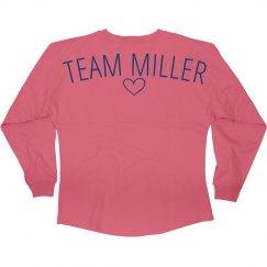 Team Miller Heart Jersey