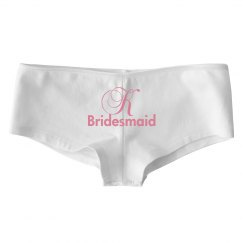 Custom Initial Bridesmaid