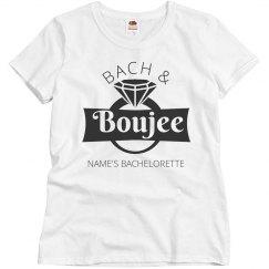 Custom Bach and Boujee Tee