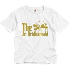 The Jr. Bridemaid Youth Tee