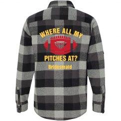 Football Bachelorette Shirt