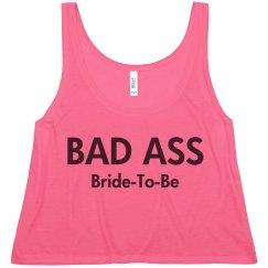 Bad Ass Bride Neon