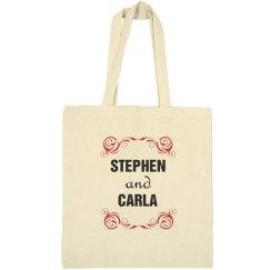 Custom Wedding Welcome Bags