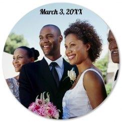 Wedding Date Photo