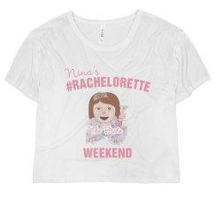 #Rachelorette Weekend