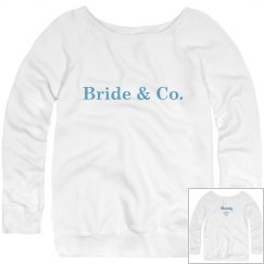 Bride & Co. Sweatshirt