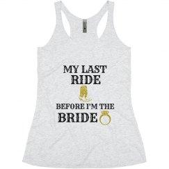 Country Bachelorette- Bride