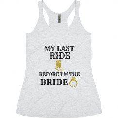 Country Bachelorette- Bride