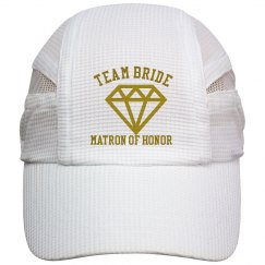 Team Bride Matron Cap