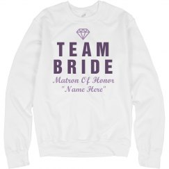 Team Bride Matron