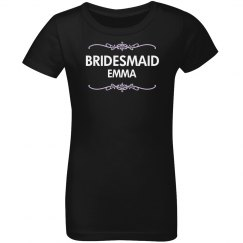 Bridesmaid Scrolls