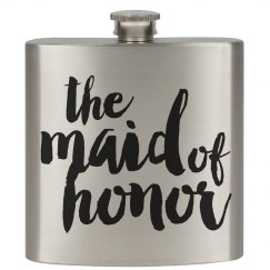 The Maid of Honor Gift