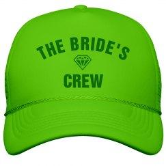The Bride's Crew Diamond
