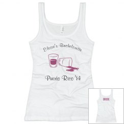 Bachelorette Bride Shirt