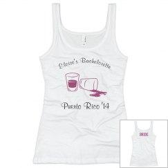Bachelorette Bride Shirt