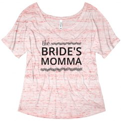 I'm The Bride's Mama