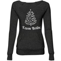 Team Bride Sweatshirts