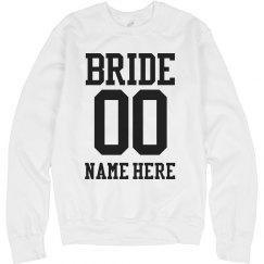 Team Bride Date