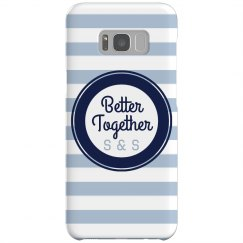 Better Together Custom Phone Case